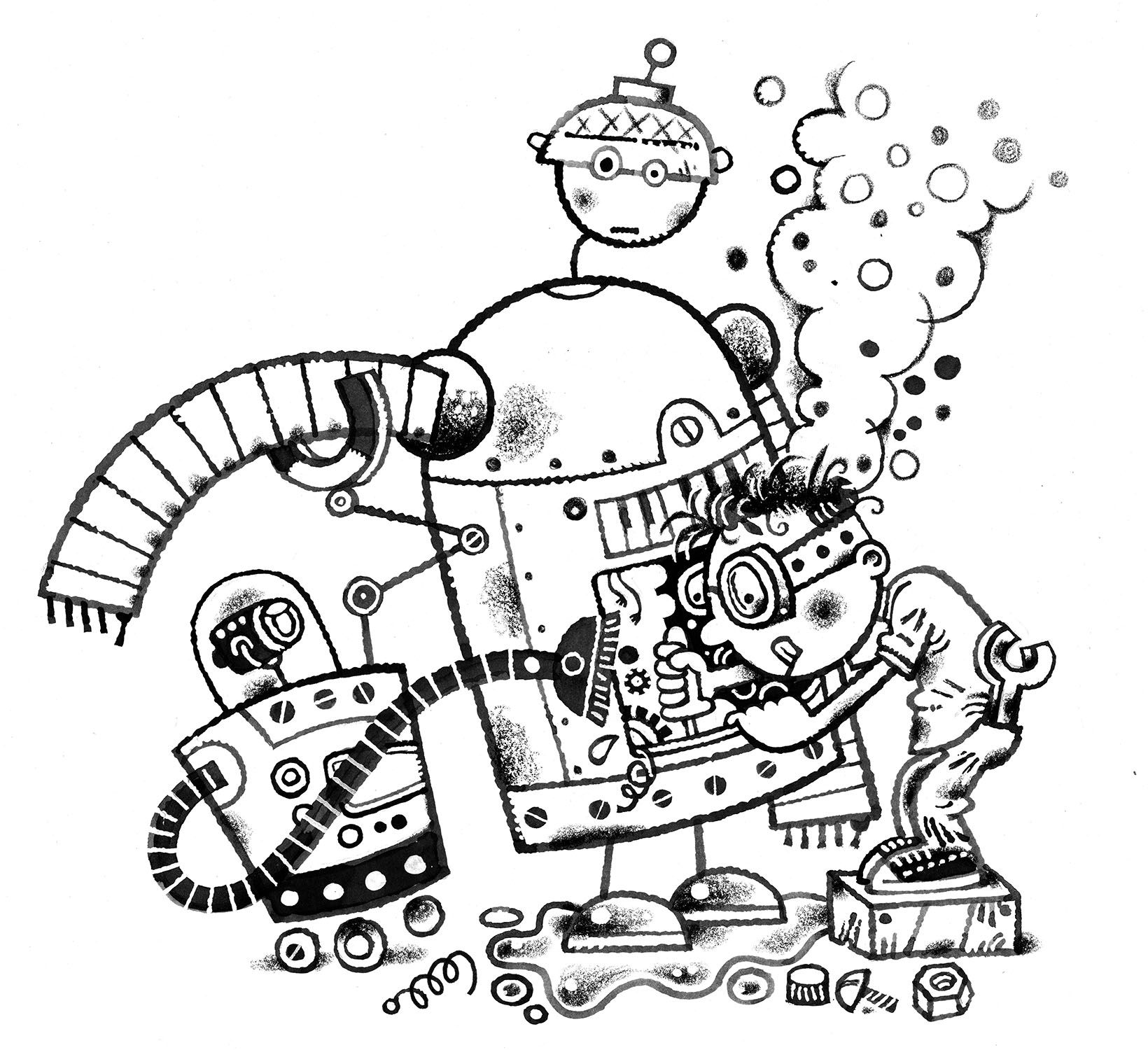1640x1500 The Evolution Of Frank Einstein Aampcb Blog