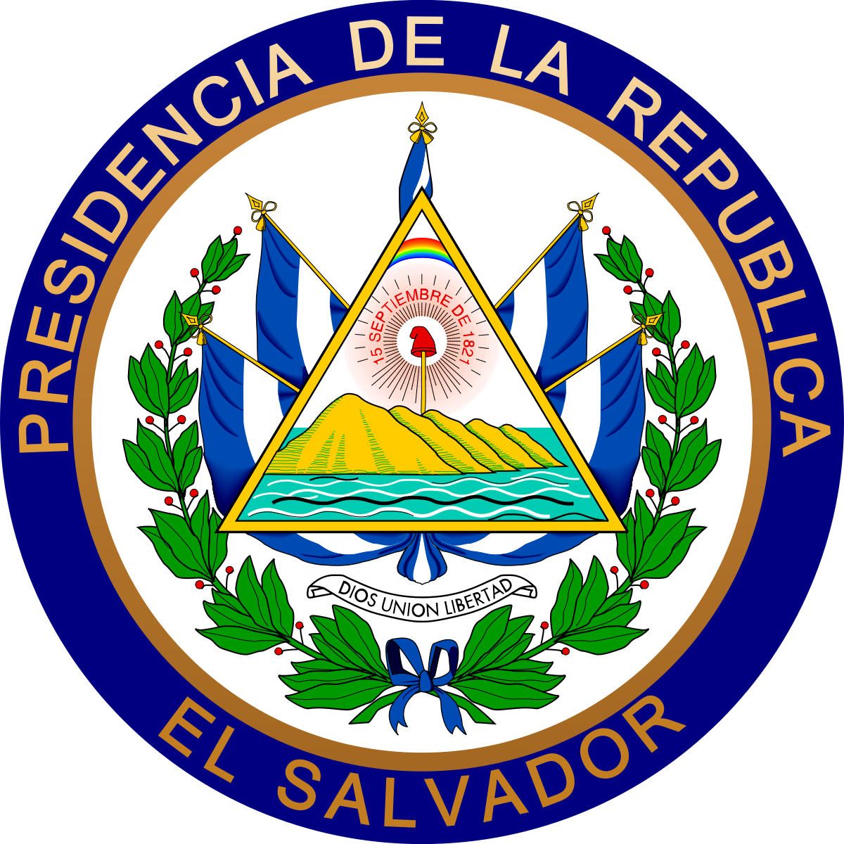 1200x1200 President Of El Salvador