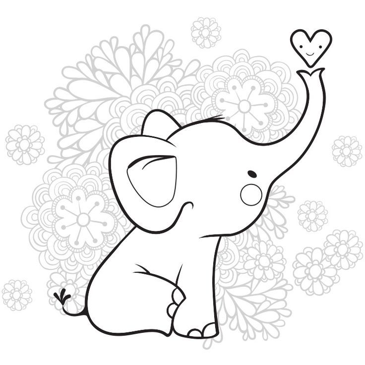 736x736 668 best Elephant Patterns, Clip Art amp Inspiration images on