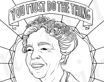 340x270 Eleanor Roosevelt Coloring Sheet Eleanor Roosevelt Coloring Sheet