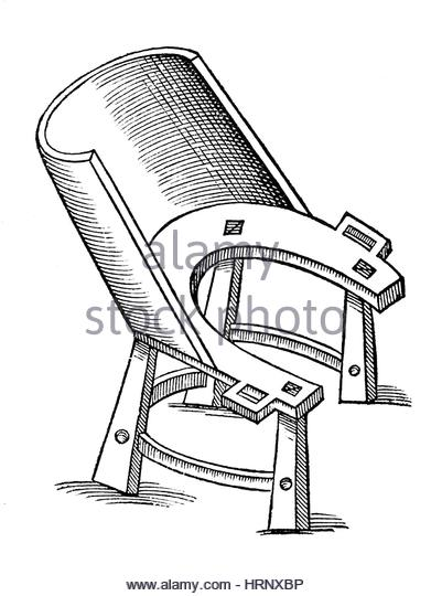 391x540 Drawing History Chair Stock Photos Amp Drawing History Chair Stock