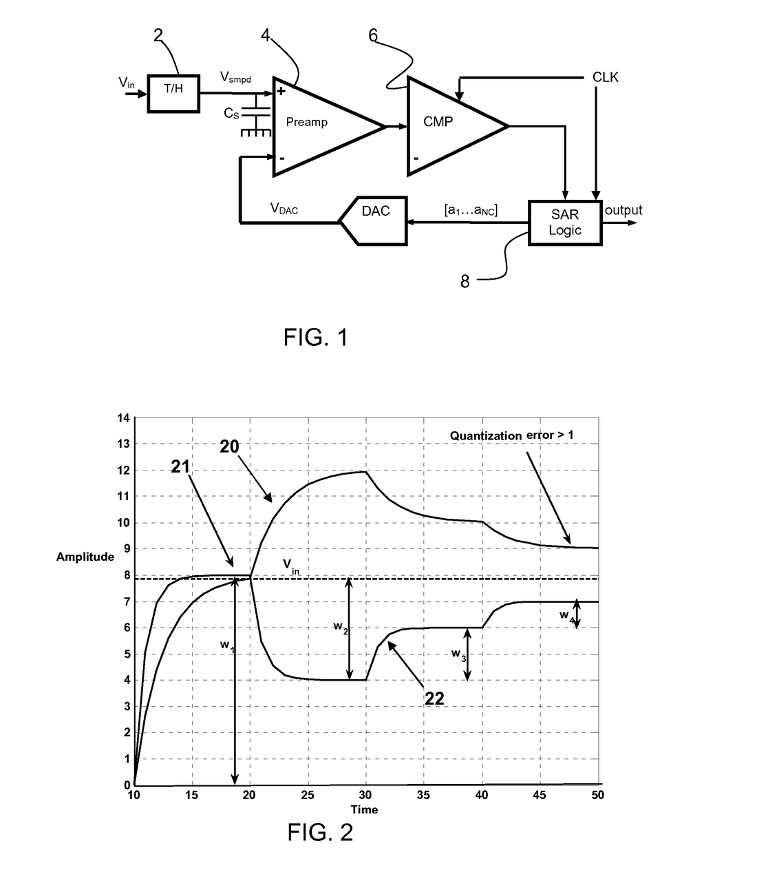 Successive Approximate Adc Circuit Diagram Electric Drawing At Free For Personal Use 1100x1289 Patent Us20130033392 Approximation Register