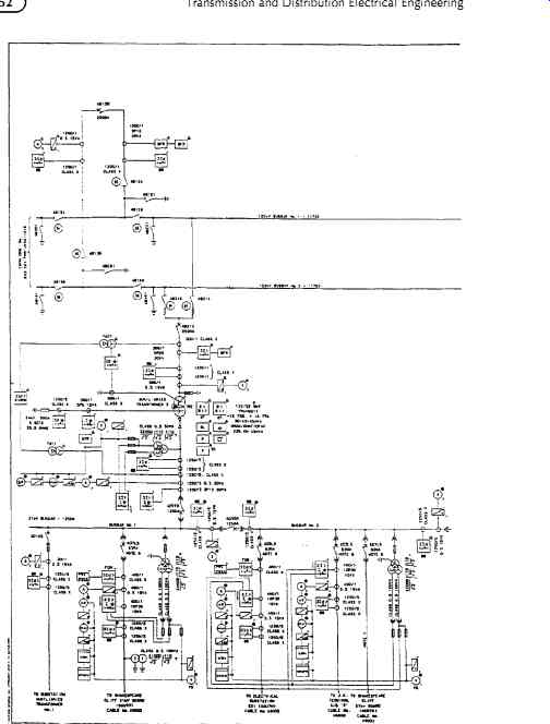 504x664 Electrical Drawing Of Substation