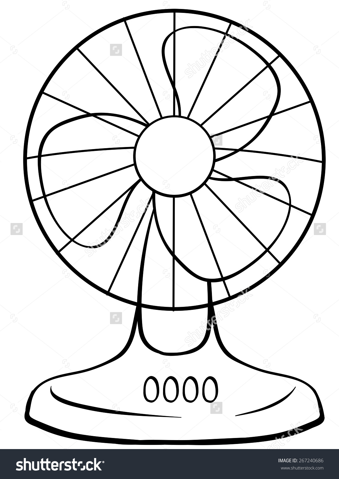 1131x1600 Electric Fan Clipart Black And White