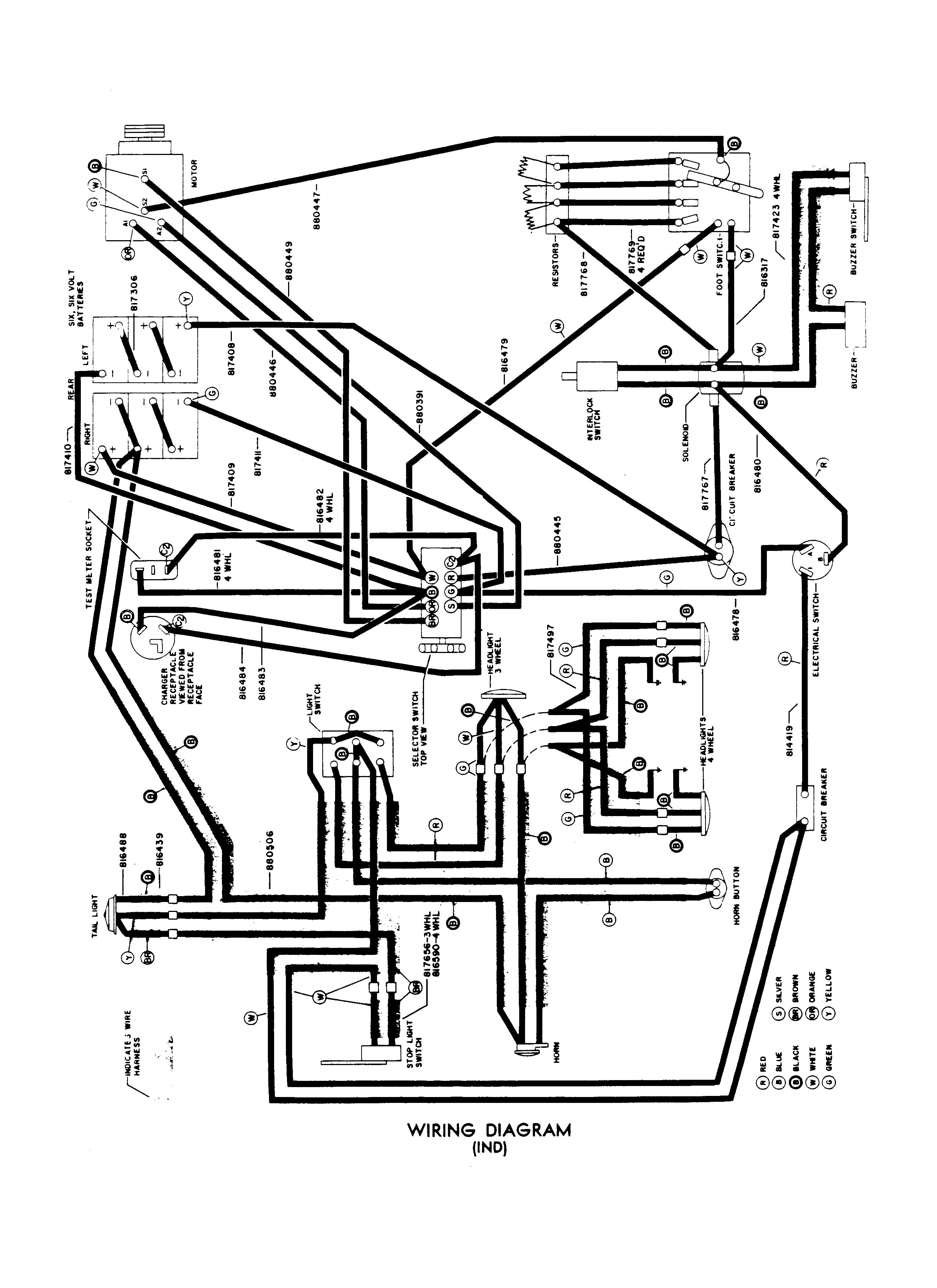 Electric Motor Drawing At Free For Personal Use Yamaha Drive Wiring Diagram 2550x3507 Ke Diagrams Database Harley Knucklehead
