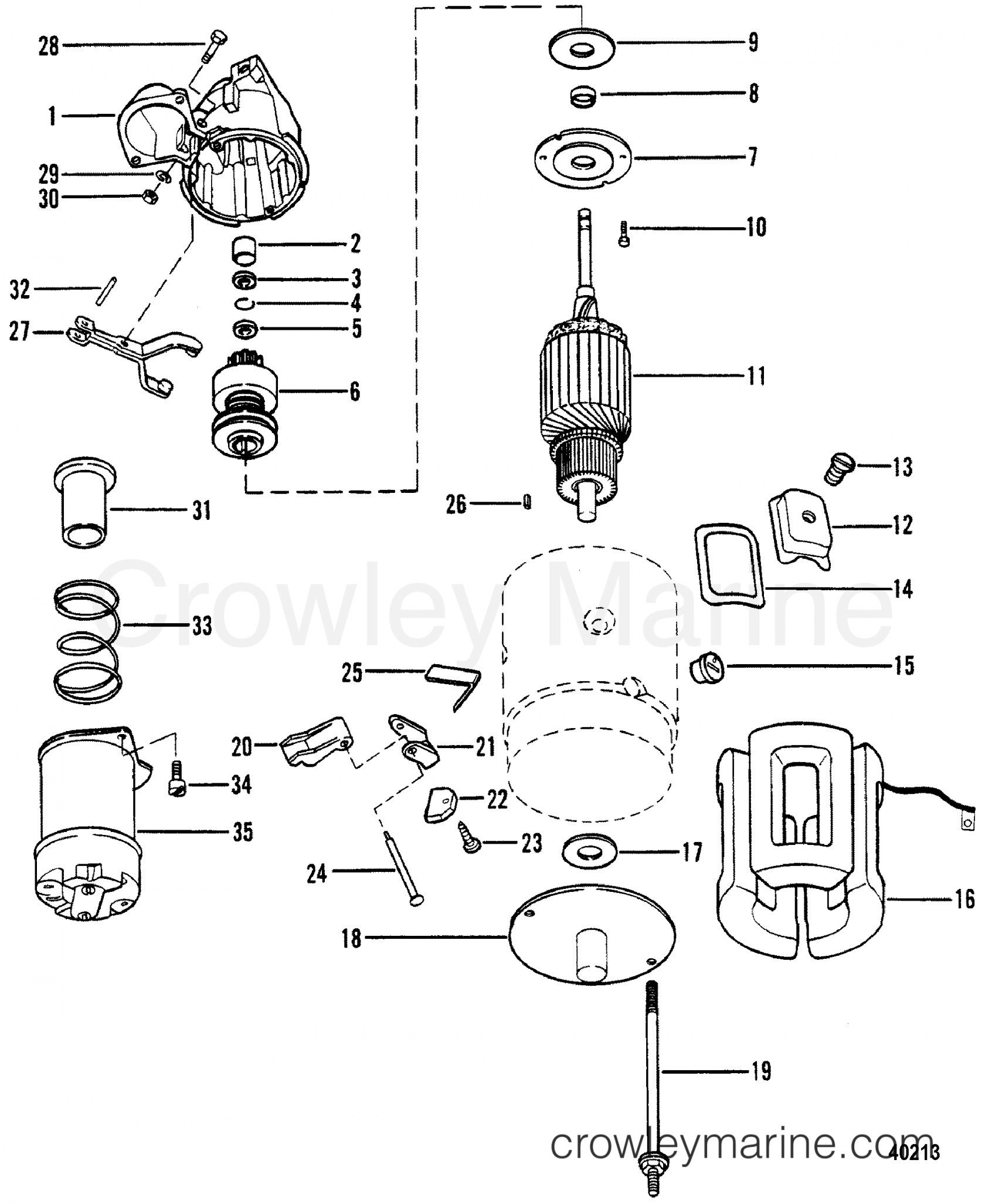 Electric Motor Drawing At Free For Personal Use 6 Pole Wiring Diagram Download 1680x2052 Diagrams Starter Terminals Circuit