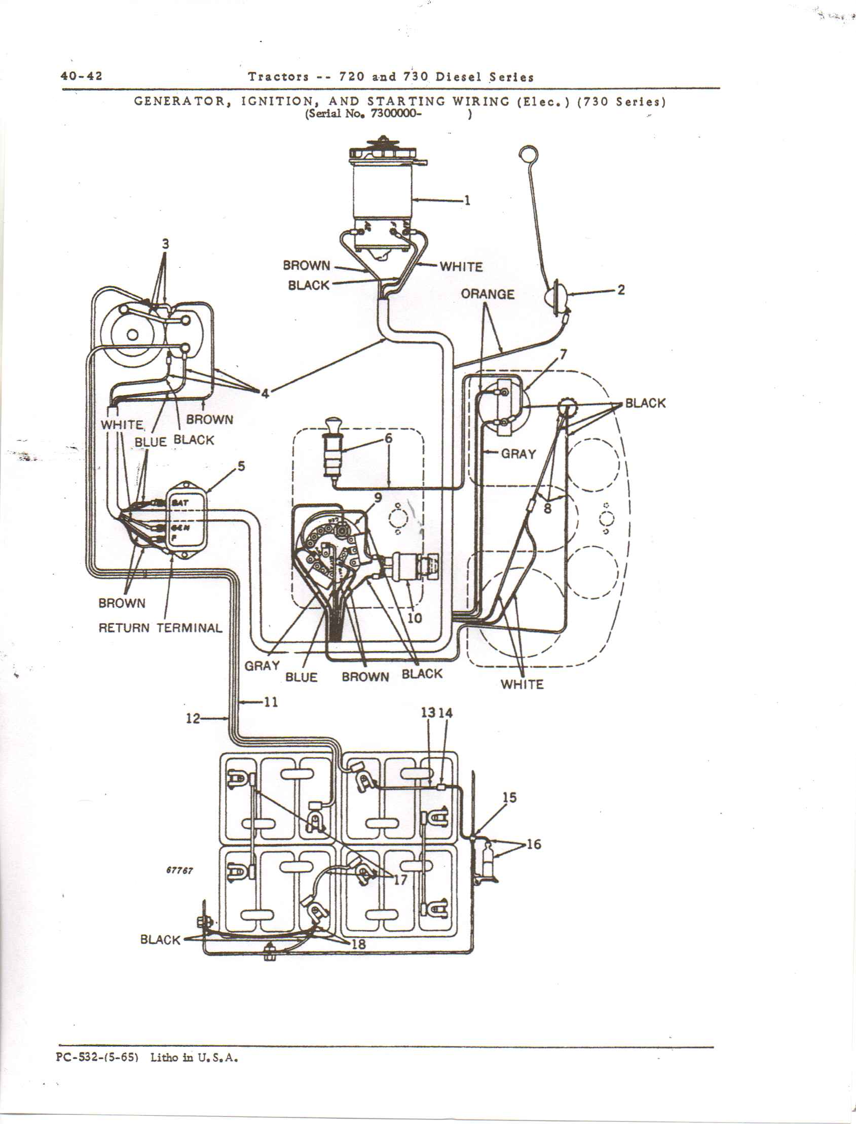 The best free Wiring drawing images. Download from 927 free ... A John Deere Tractor Wiring Diagram For on