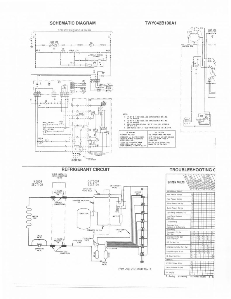 Electrical Engineer Drawing At Free For Personal Pump House Wiring 791x1024 Diagram Trane Heat Air Handler Beauteous