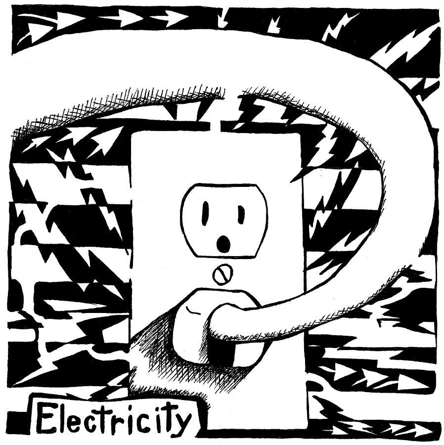 898x900 Electricity Maze Drawing By Yonatan Frimer Maze Artist