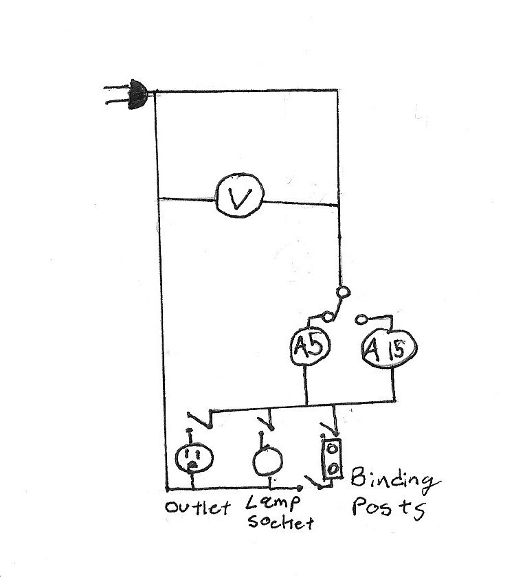748x856 Build An Analog Electricity Usage Meter 8 Steps (With Pictures)