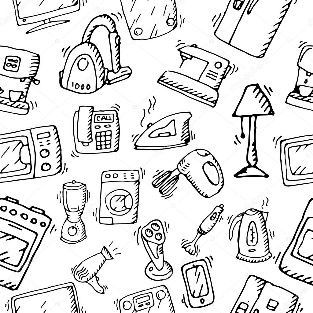 the best free household drawing images  download from 50
