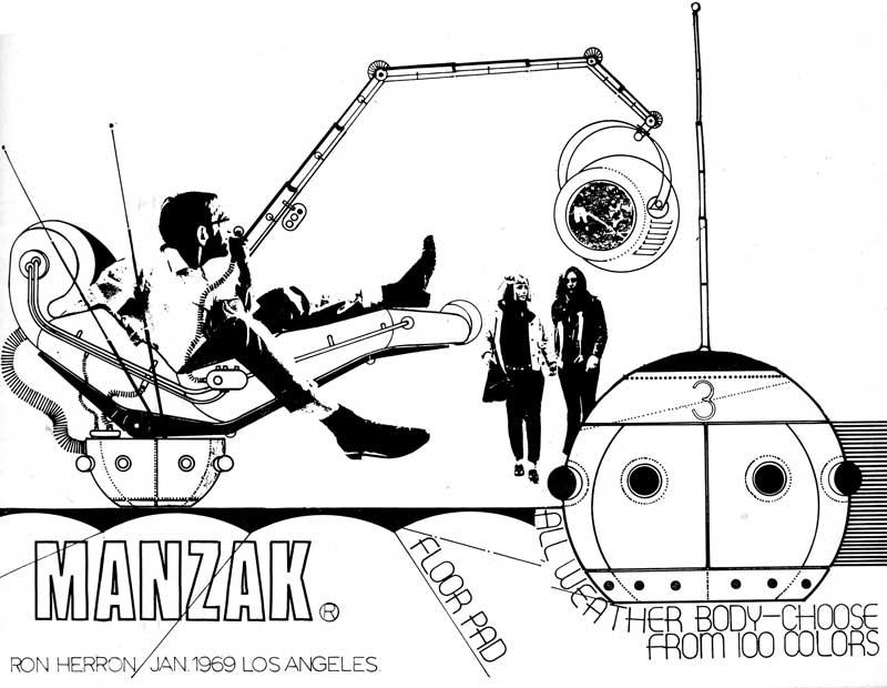 800x620 1969 Manzak Electronic Tomato [Warren Chalk Ron Herron Archigram