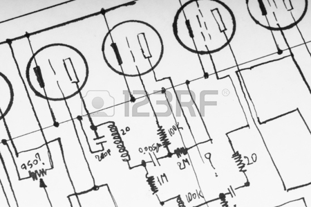 450x299 Plan Drawing Circuit Tools Stock Photos Amp Pictures. Royalty Free
