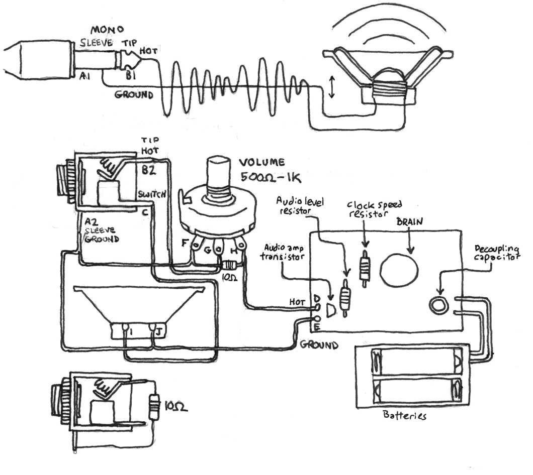 electronics drawing at getdrawings com