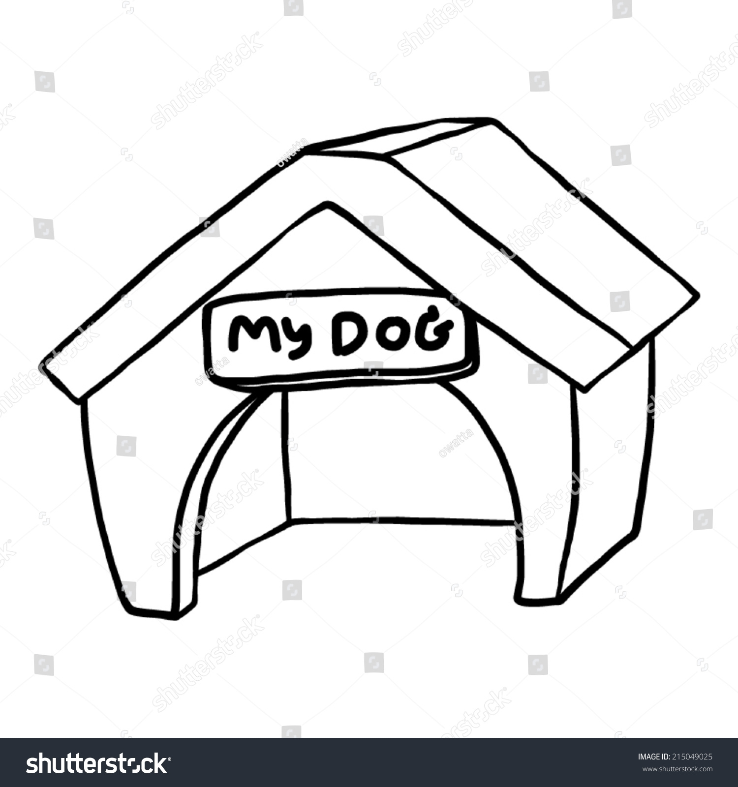1500x1600 Elegant Along With Lovely Dog House Drawing Pertaining To House