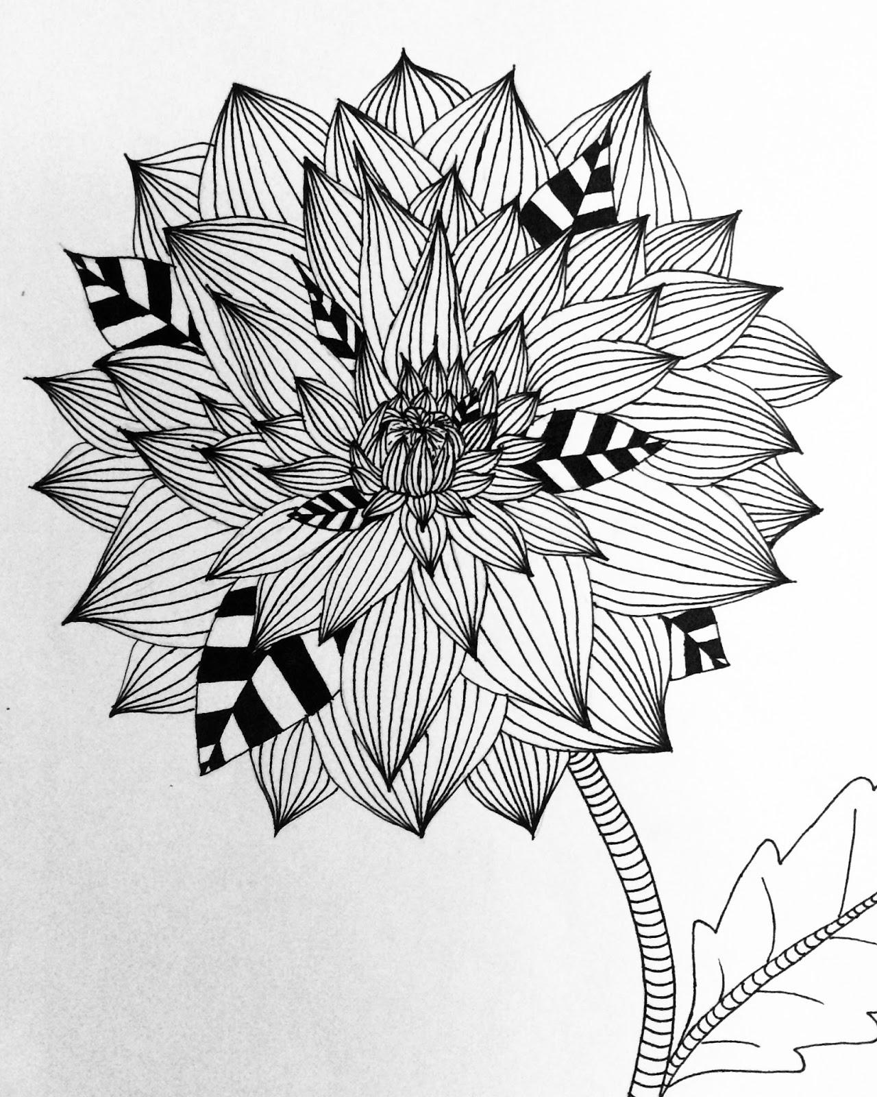 1280x1600 Art. Paper. Scissors. Glue! Line Design