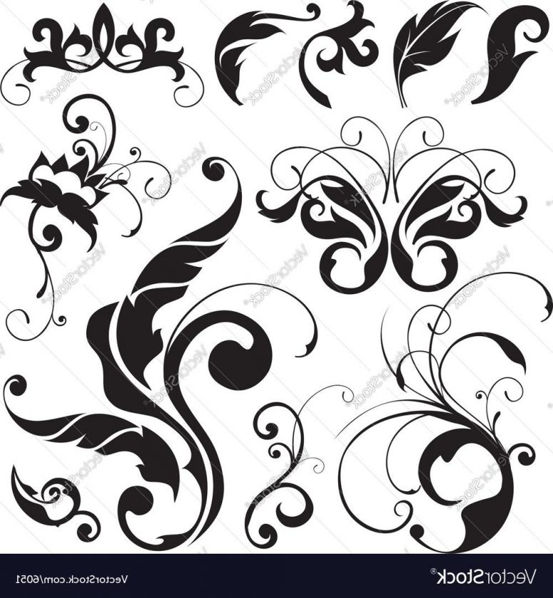 775x838 Top Graphic Elements Vector Drawing Clip Art Designs, Vectors