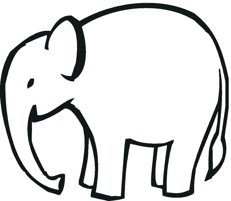 736x640 Elephant Coloring Book Together With Drawing Elephant For Coloring