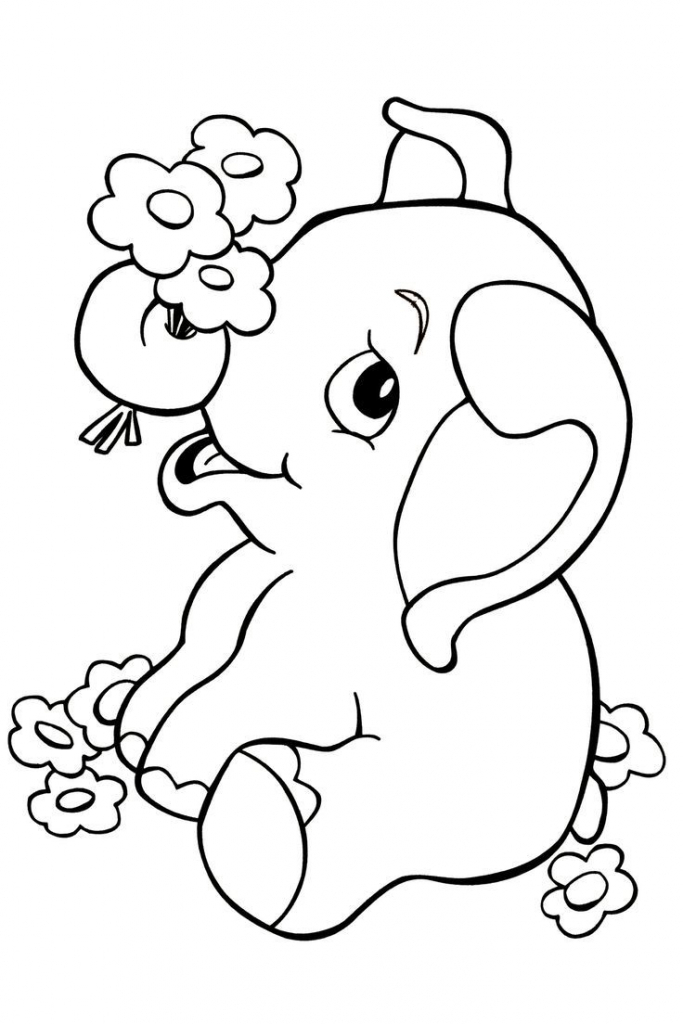 683x1024 Cute Baby Elephant Drawing 1000+ Ideas About Cute Baby Elephant On