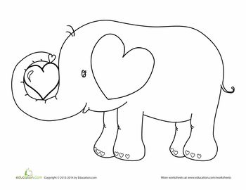 350x270 Best 25 Elephant Coloring Page Ideas On Pinterest Adult