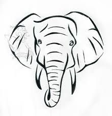 Elephant Drawing Picture At Getdrawings Com Free For Personal Use