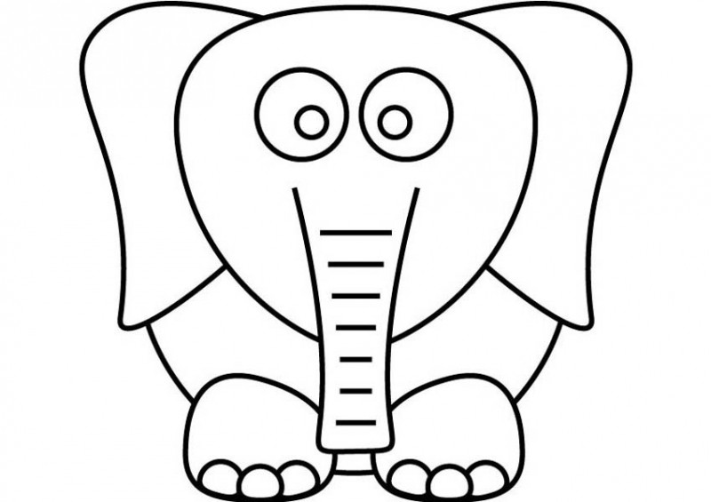 800x565 Kids Drawing Dumbo The Elephant Coloring Pages Kids Drawing Dumbo