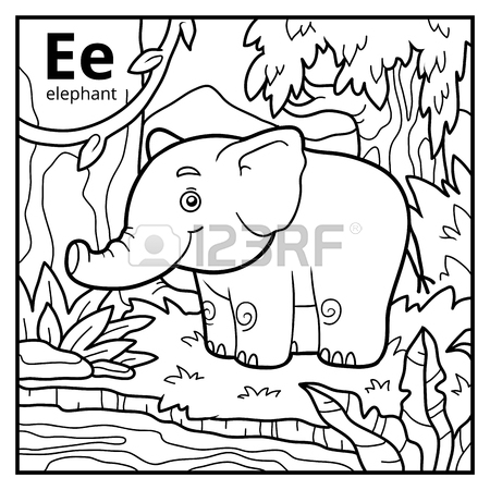 450x450 E Is Elephant Stock Photos Amp Pictures. Royalty Free E Is