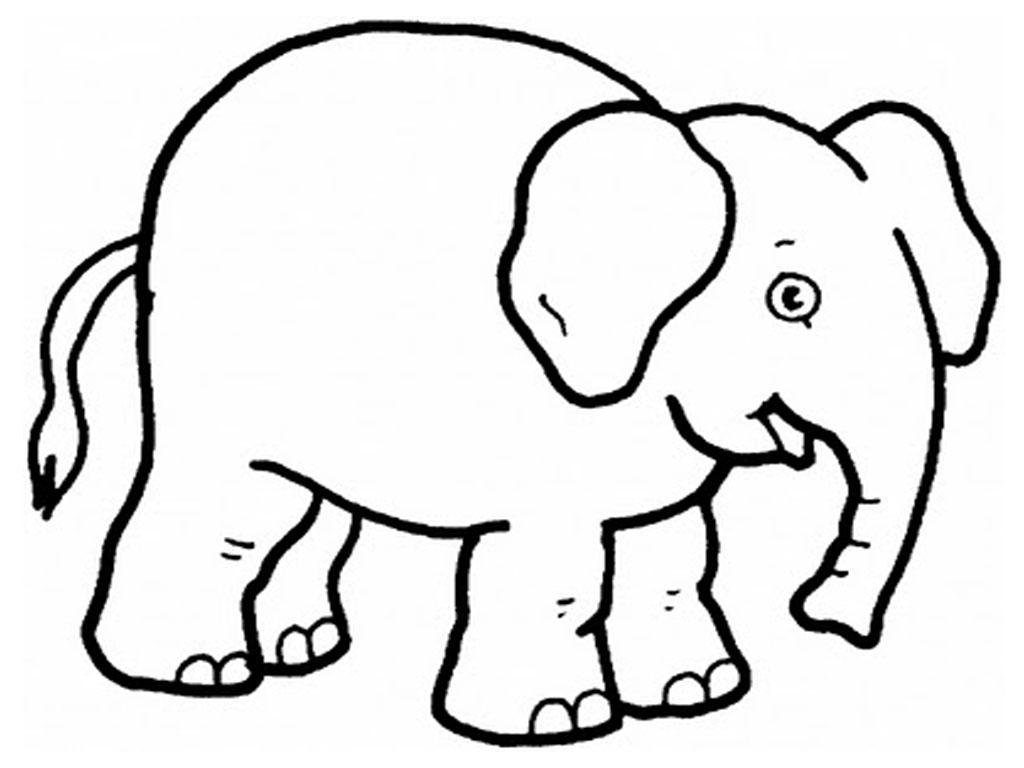 Elephant Ears Drawing at GetDrawings