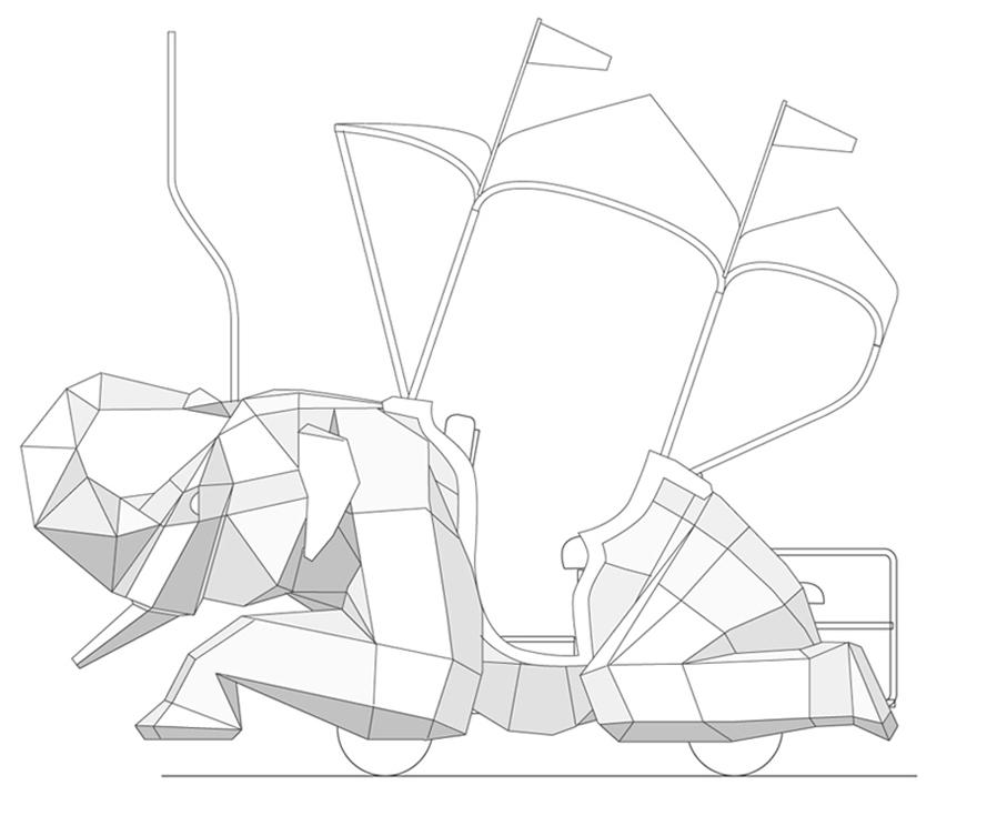 898x735 Nahji Intro Mutant Vehicle For Burning Man