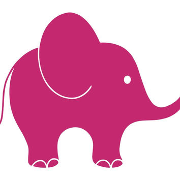 354x354 Shop Elephant Silhouette on Wanelo