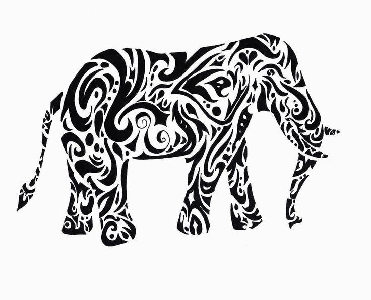 5d19fe2df 640x480 Tribal Elephant Tattoo Meaning Tattoo Ideas. 736x596 Com Img Src  Http Www Tattoostime Com Images 59 Crazy Elephant