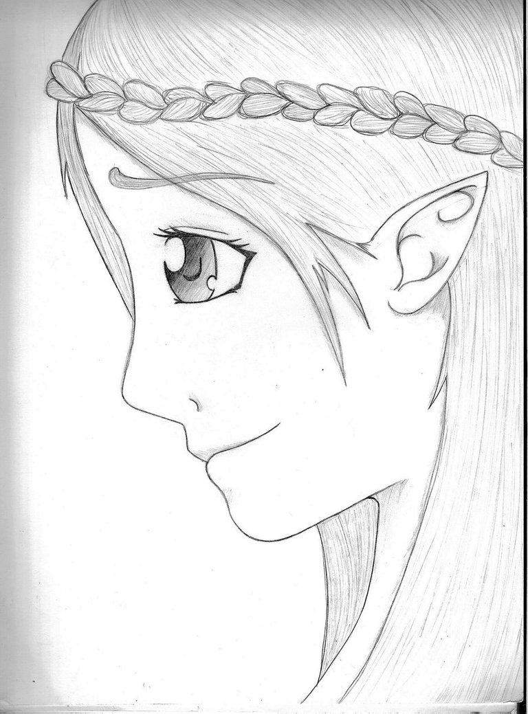 768x1039 Elf Princess By Lunaticsnoel