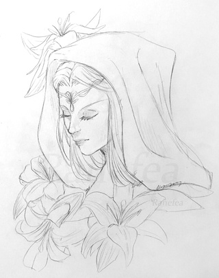 320x405 Elven Drawings On Paigeeworld. Pictures Of Elven