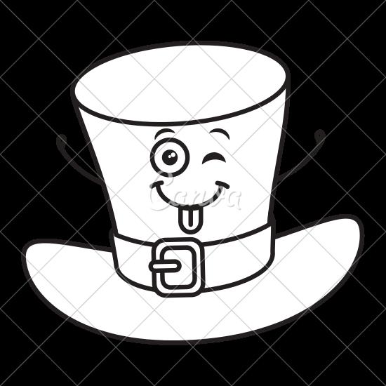 550x550 Irish Elf Hat