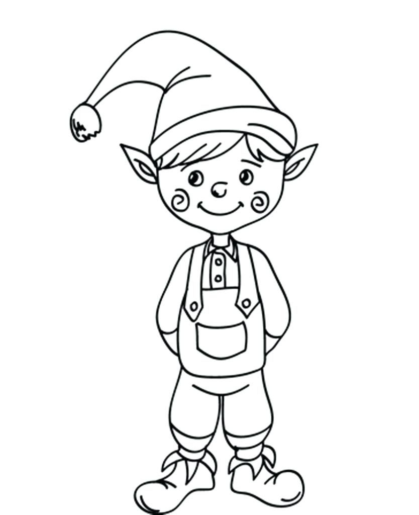 834x1024 christmas coloring page santa song and free elf on the shelf pages