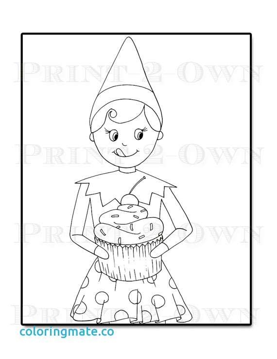 570x738 Elf On The Shelf Coloring Pages New Real Housewives Of The Qc Elf