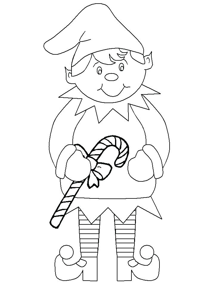 718x957 Elf On The Shelf Coloring Book Elf On The Shelf Coloring Page