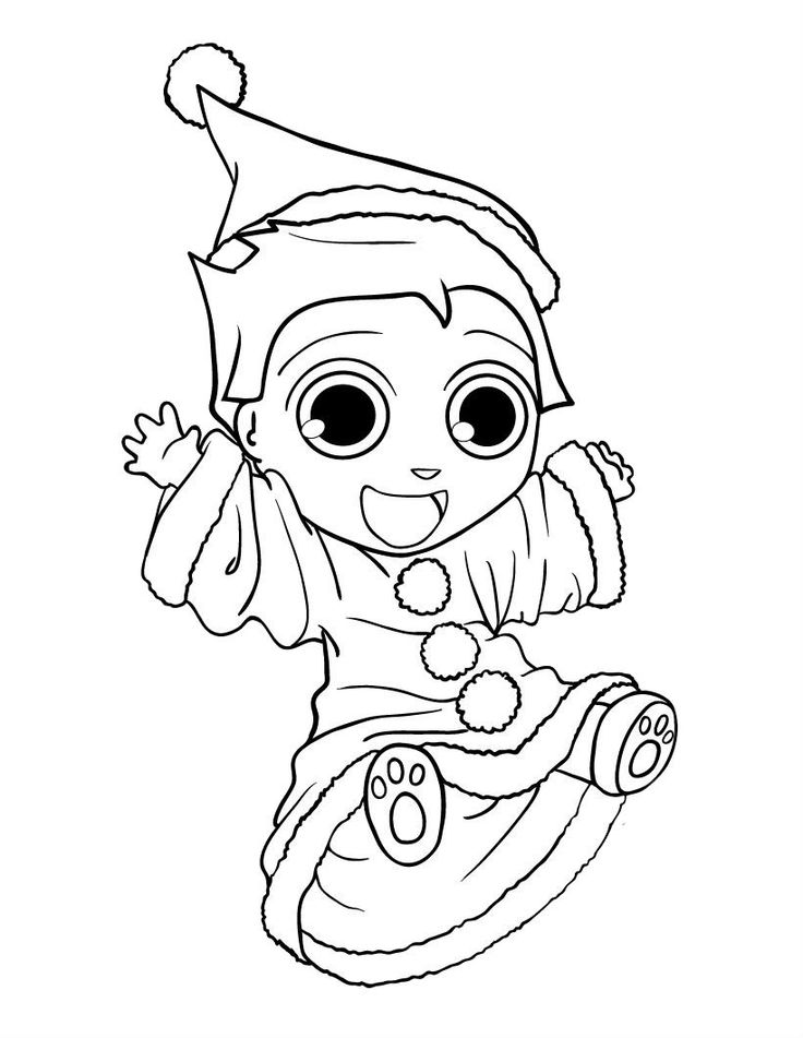 Search for Elf drawing at GetDrawings.com