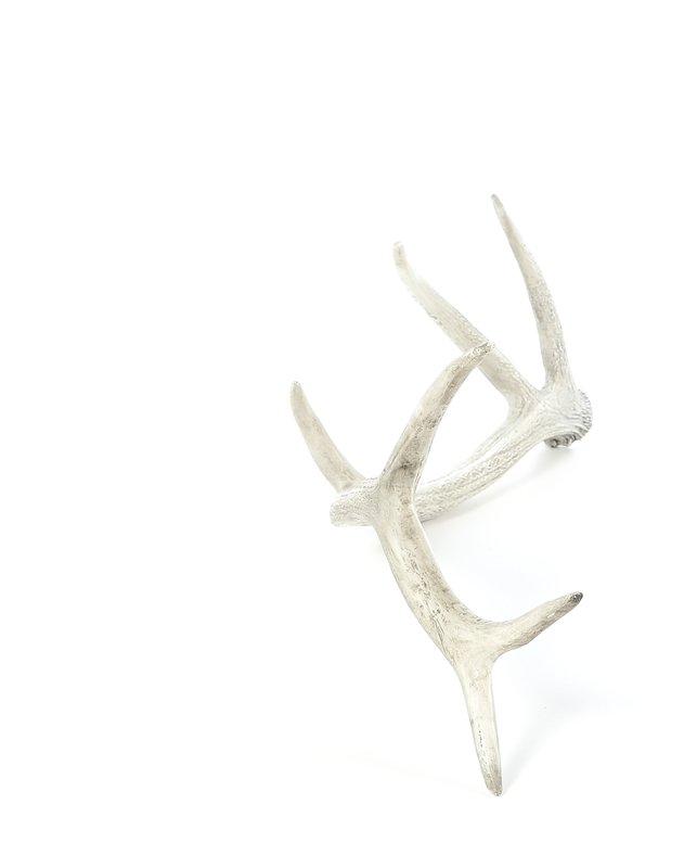 643x800 Loon Peak Weathered Elk Antler Sculpture amp Reviews Wayfair
