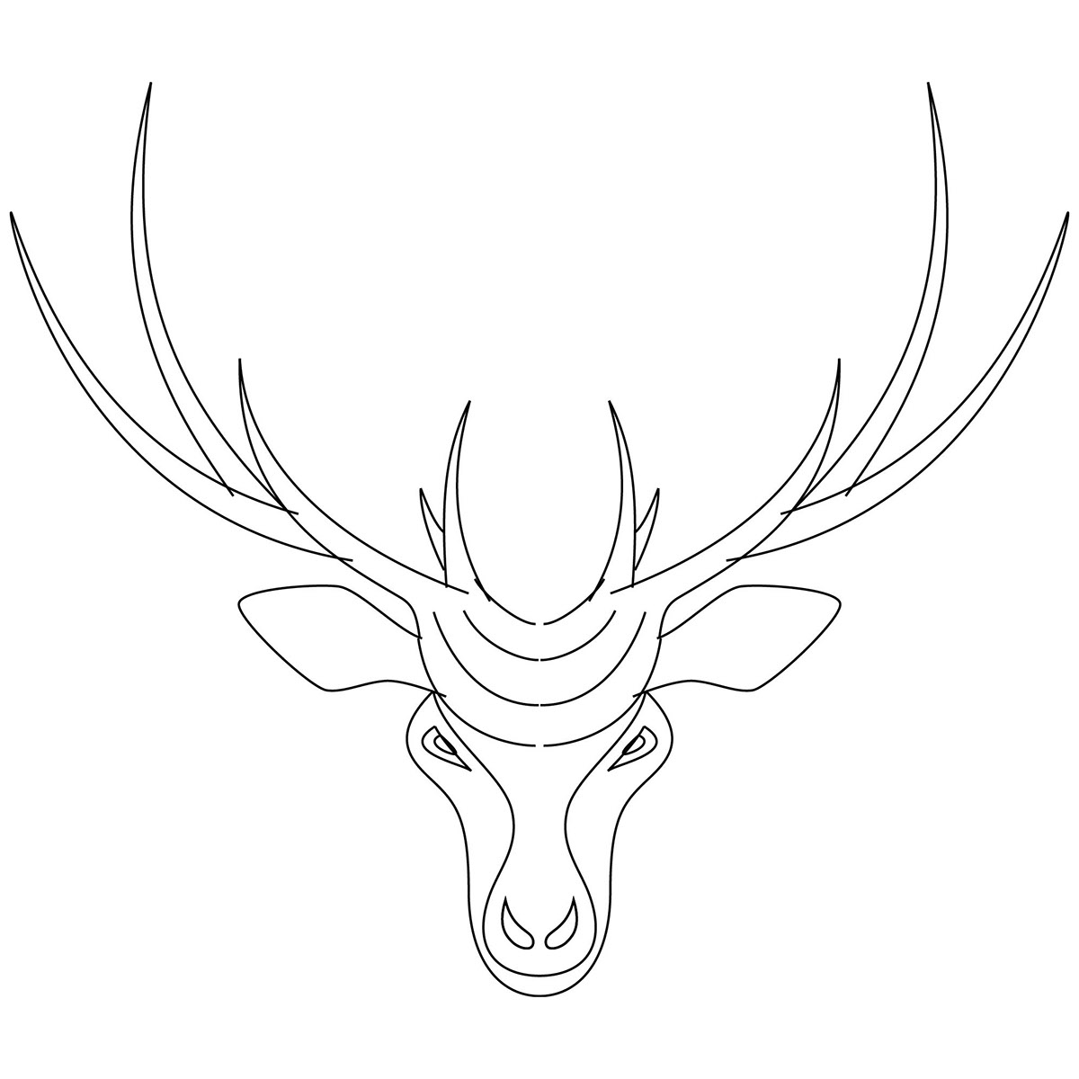 1200x1200 Elk Sports Logo From Start To Finish On Behance