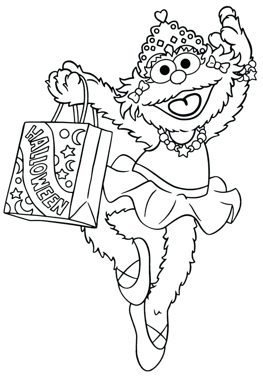 878x1259 Printable Elmo Birthday Coloring Pages