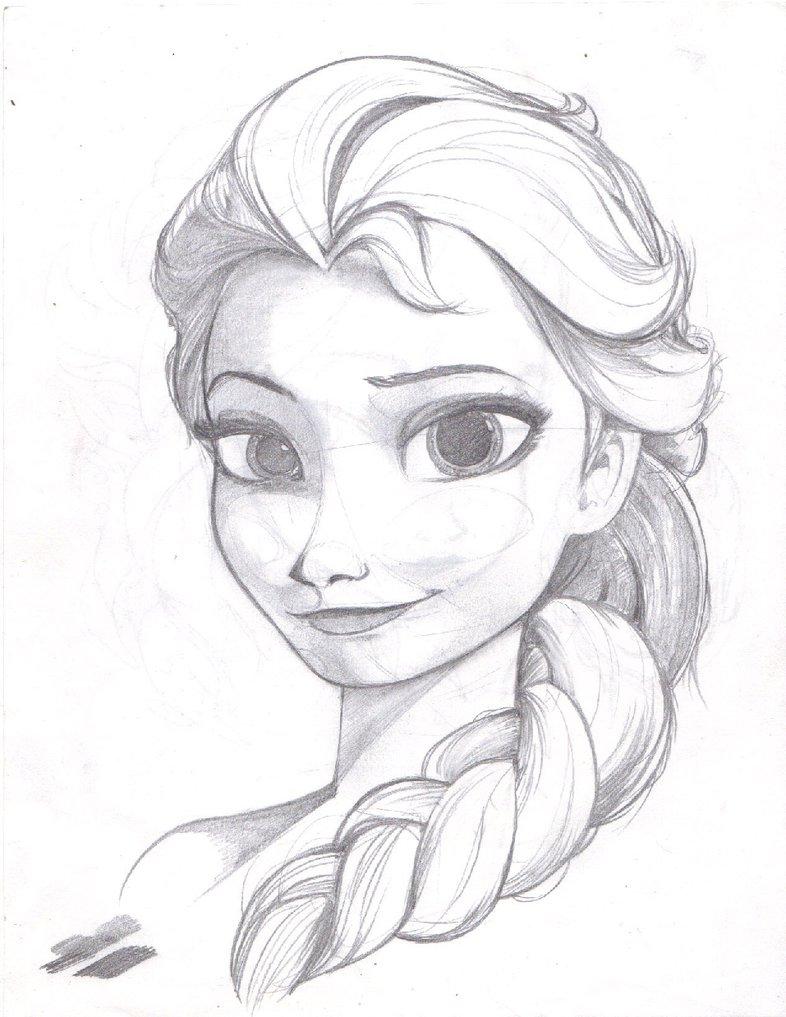 786x1017 Elsa By Robertxwc