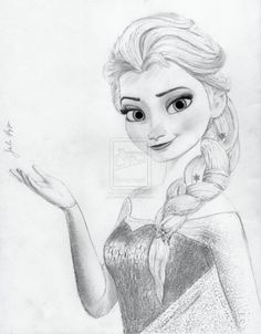 236x302 Elsa From Frozen Drawing Of Elsa And Anna From Frozen Frozen'S