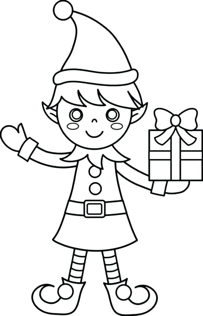 659x1024 Elf Coloring Pages Elf Coloring Pages Elf Coloring Pages Elves