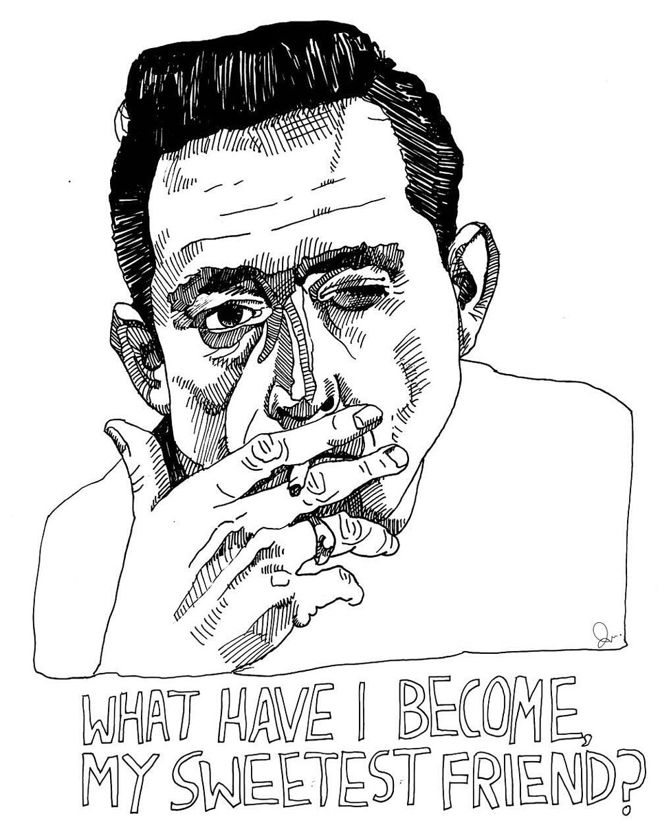 960x1200 Ram Philosophy On Twitter The Man In Black. Johnny Cash
