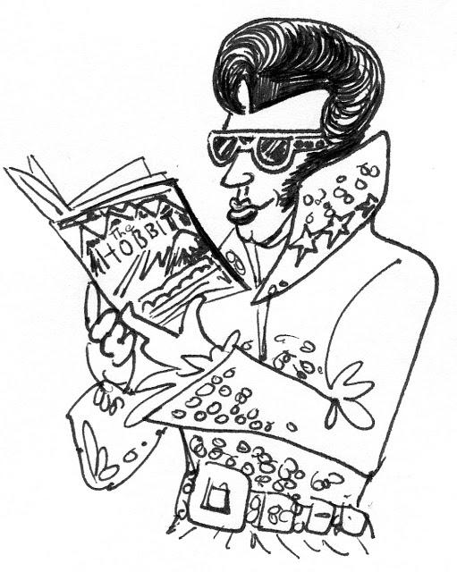 511x640 Kath's Arty Blog Elvish Elvis