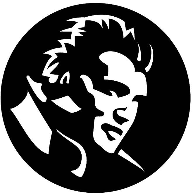 660x660 Elvis Presley Vector Illustration