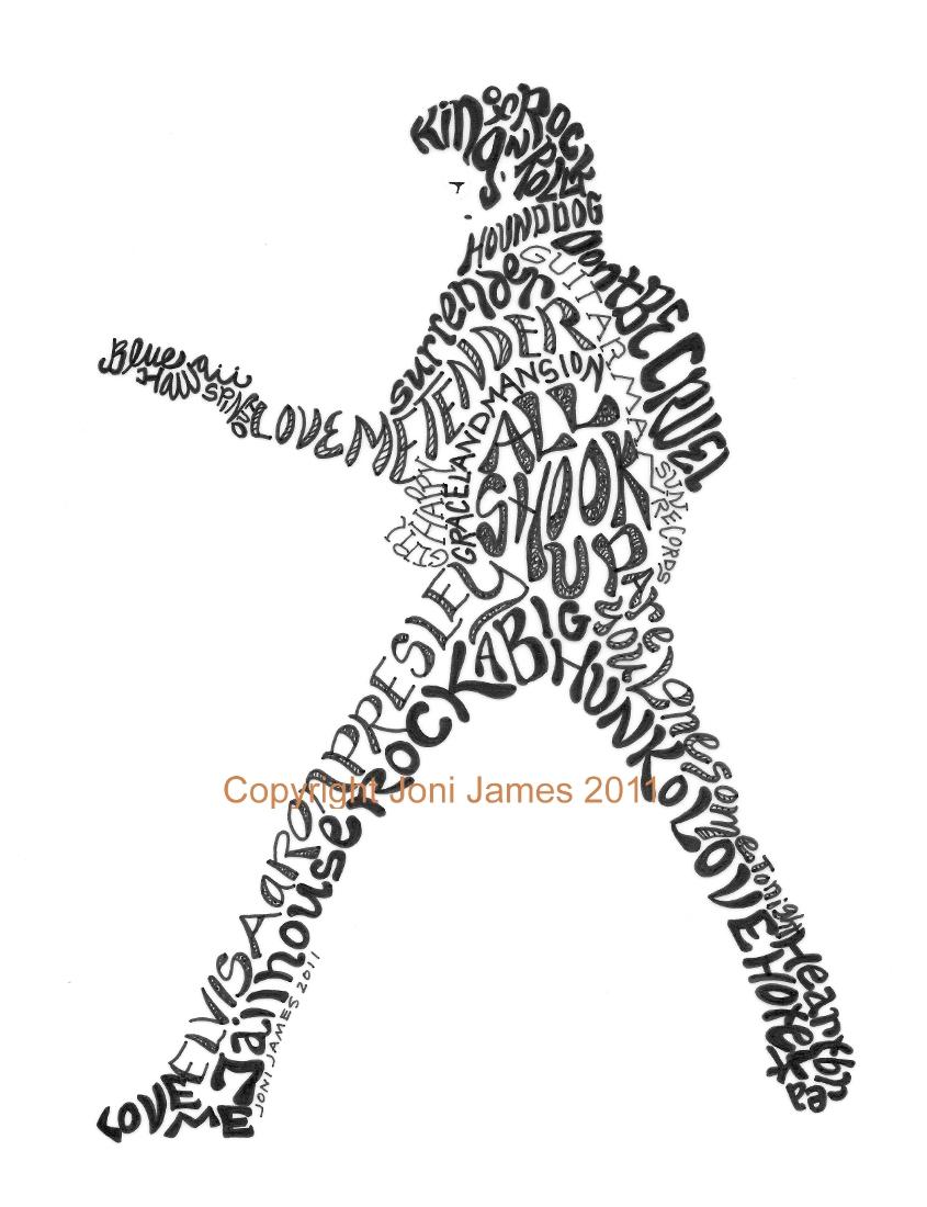 Elvis Presley Drawing Step By Step at GetDrawings.com | Free for ...