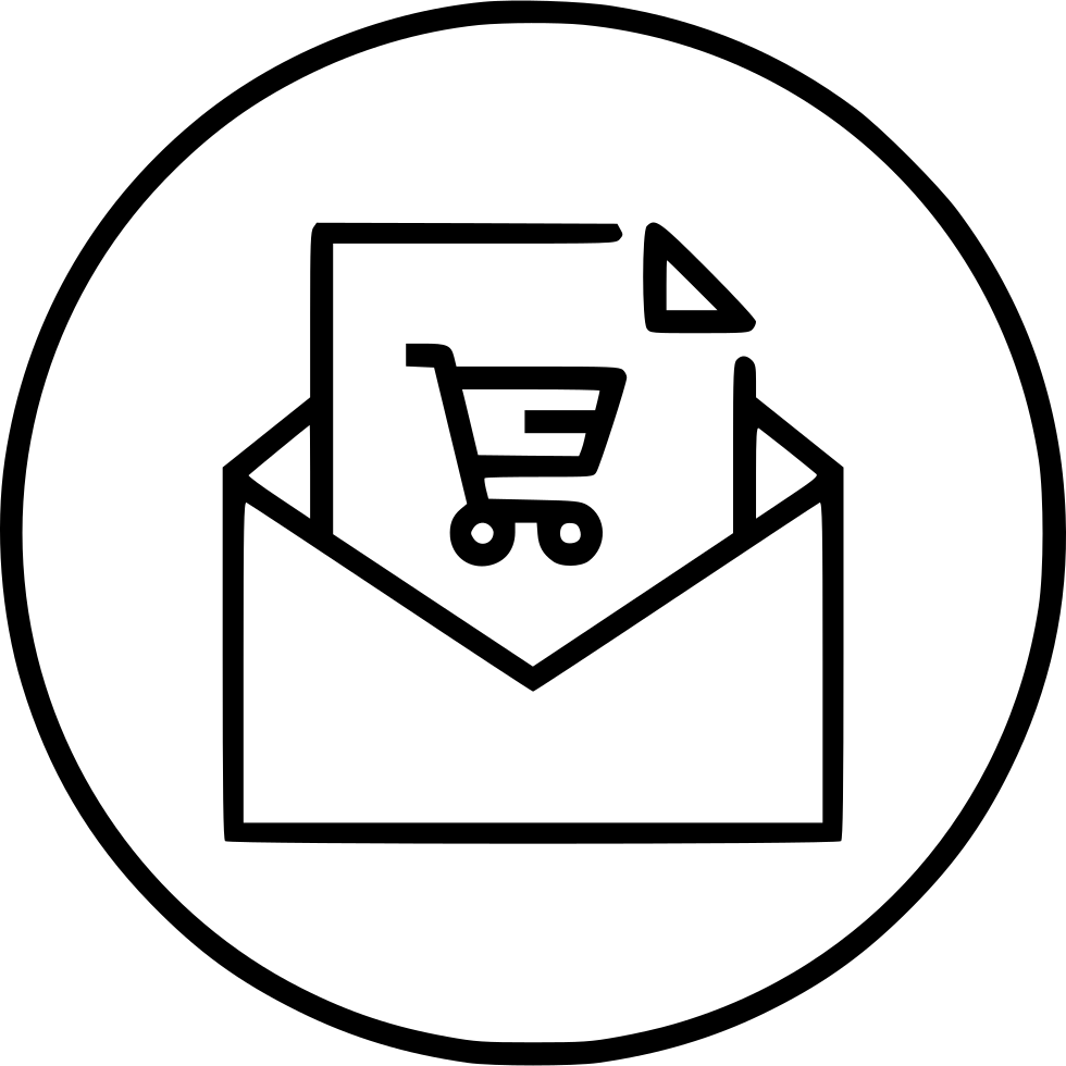 980x980 Email Shop Shopping Online Message Offer Svg Png Icon Free