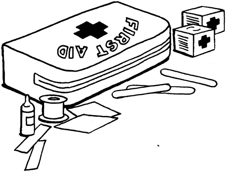 Emergency Kit Drawing